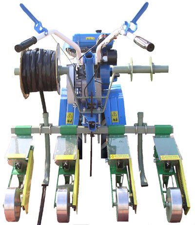 Manual RRM-1 seedling planter